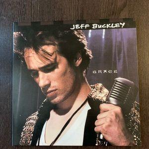 Jeff Buckley - Grace Vinyl Record Album LP